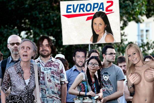 Ranní show Evropa 2