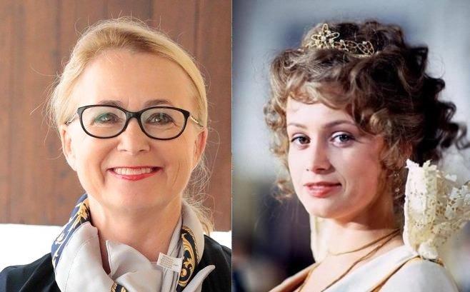 Jana Nagyová nyní a před lety.