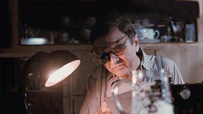 Zdeněk Svěrák ve filmu Obecná škola (1991).