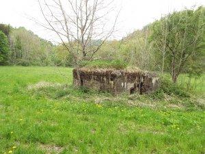 Podhradí nad Dyjí – bunkr s pozemkem.