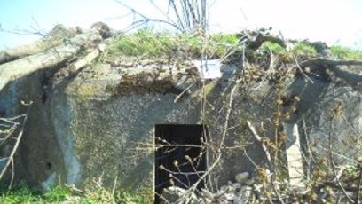 Bělá pod Pradědem – bunkr s pozemkem.