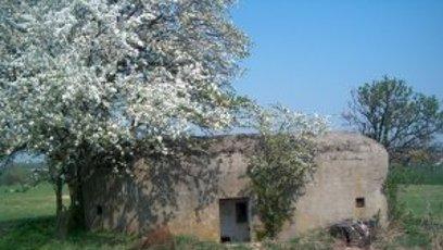 Stěbořice - bunkr.