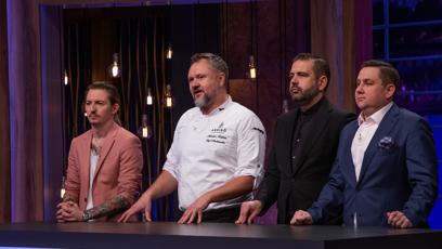 Šéfkuchař Miroslav Kalina vybere vítěze i tentokrát.