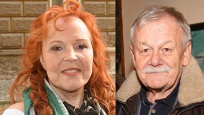 Marcela Holanová a Karel Šíp byli manželé přes dvacet let.