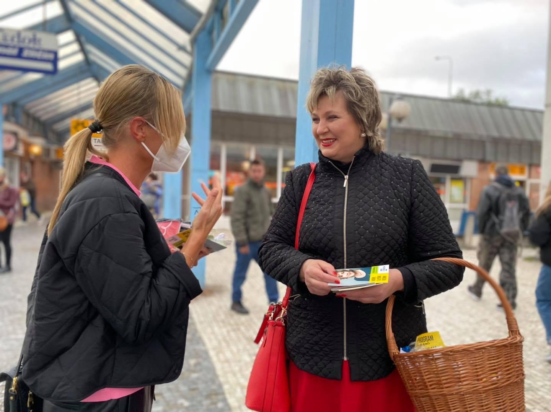 Věra Kovářová (* 1964) za STAN je od roku 2014 místopředsedkyní hnutí STAN. Po dlouhou dobu se věnovala překladu z němčiny do češtiny. Německý jazyk také vyučovala.
