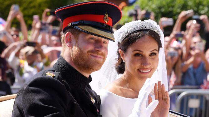 Meghan Markle a princ Harry se poznali díky společnému známému. Poprvé se setkali, když měli rande naslepo.