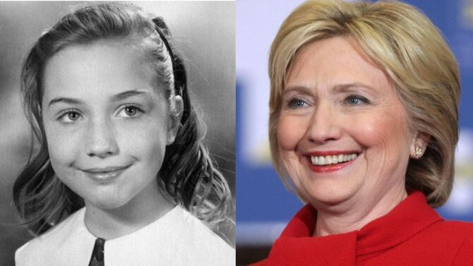 Hillary Clinton Twitter/koláž