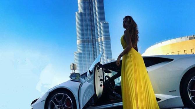Instagram Dubai Duchess