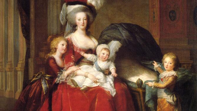 Wikimedia Commons/Élisabeth Louise Vigée Le Brun, Public domain