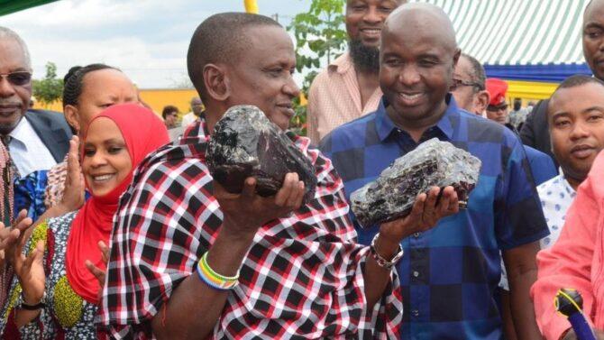 Tanzanské ministerstvo energetiky a minerálů