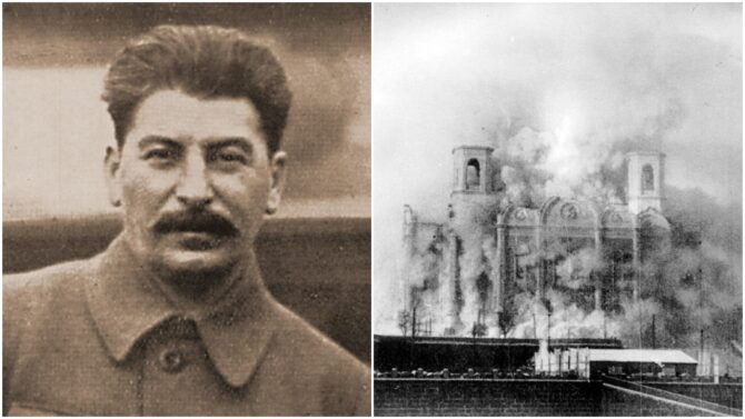 Wikimedia Commons/The Life of Stalin: A Symposium, Public domain